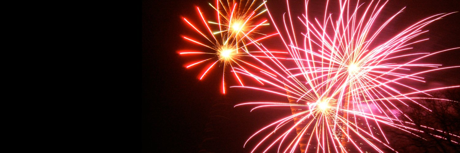 Overseal Pyrotechnics Fireworks Display